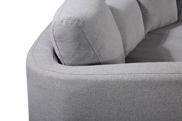 Fabric sofa'