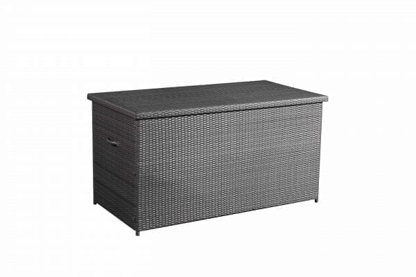 Cassone 215 Gallon Wicker Storage Deck Box