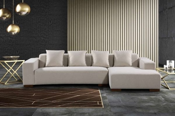 LYON Right Facing Sectional Sofa