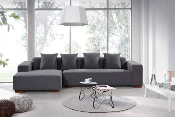 LYON Left Facing Sectional Sofa