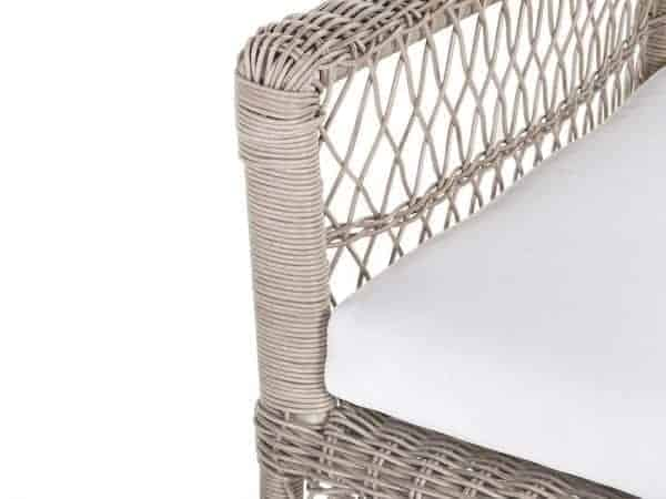 Barlet Wicker Patio Set