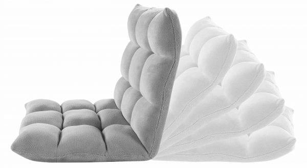 Adjustable Plush Floor Chair