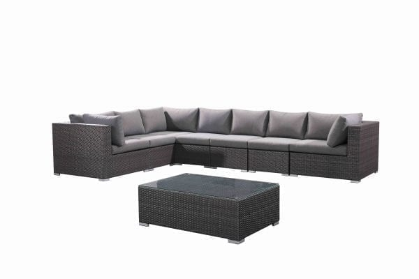RIVA Dark Grey Cushion
