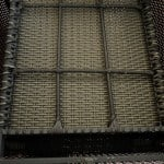 wicker patio furniture frame