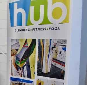 Hub Climbing Fitness Yoga